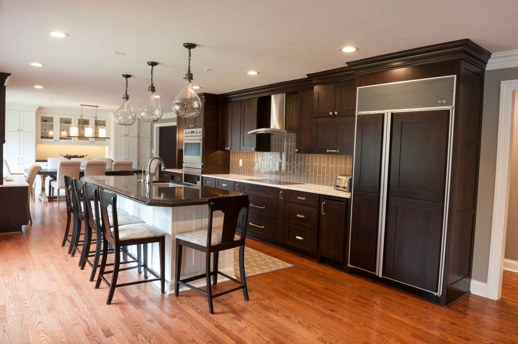 Dream Open Concept Kitchen Case Indy