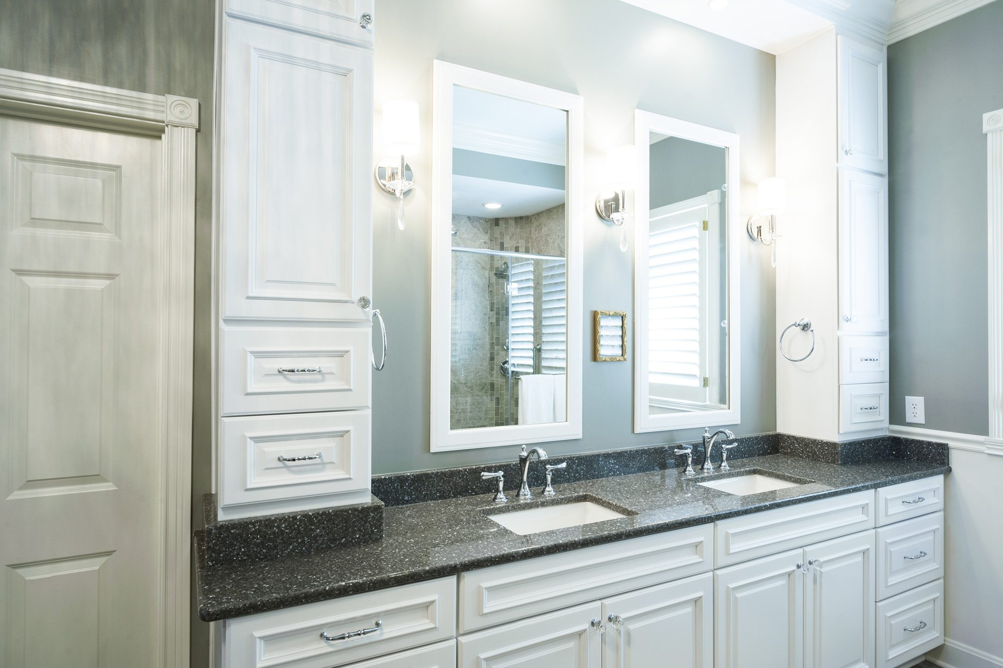 Master Bathroom Remodel that Stands Test of Time | Case Indy
