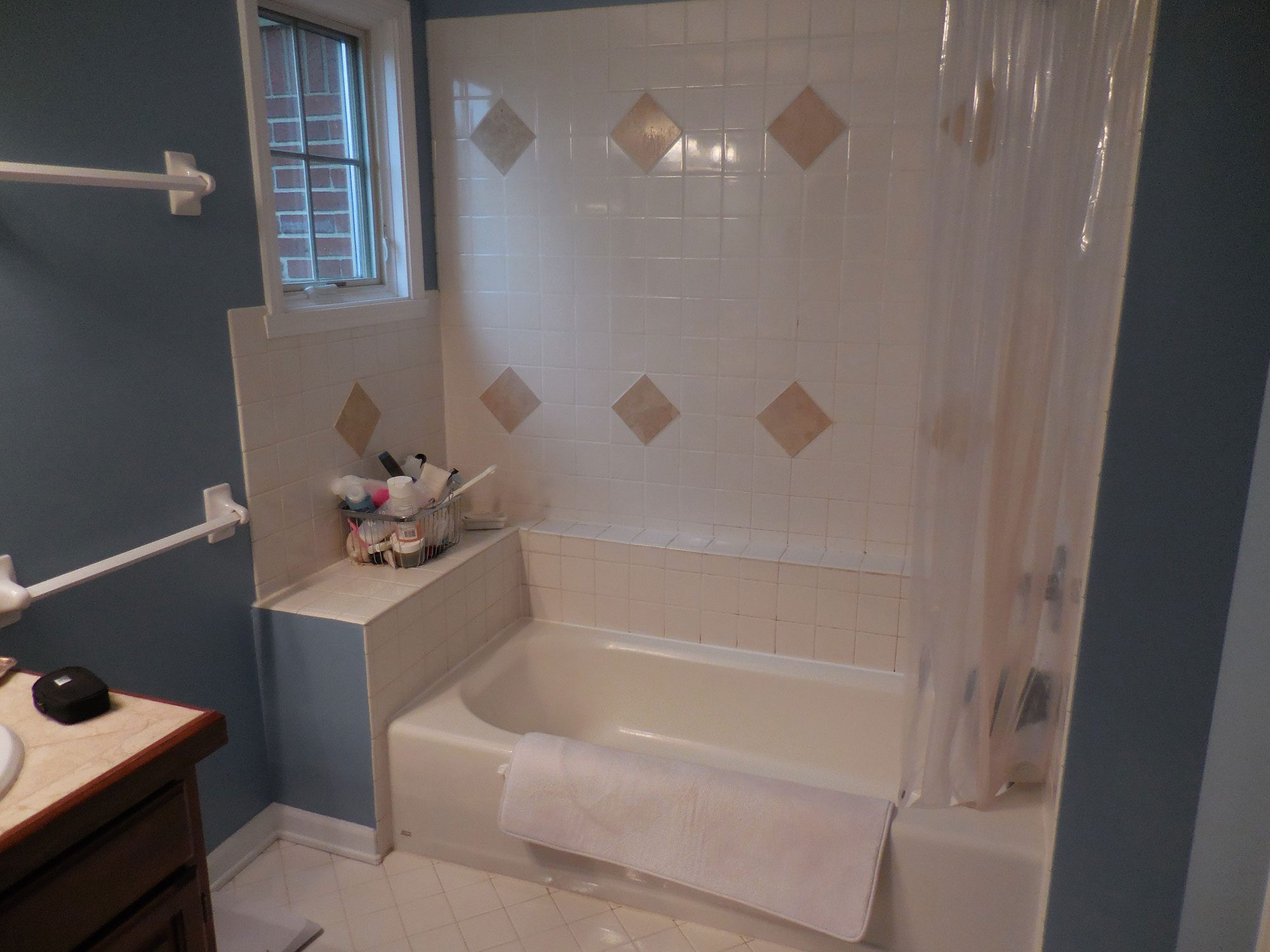Pull & Replace Master Bathroom Transformation | Case Indy