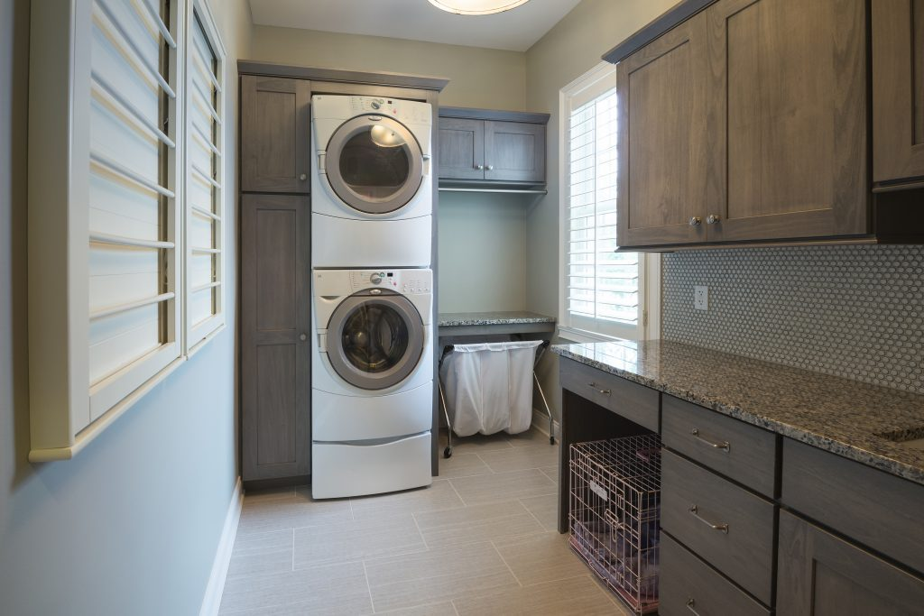 Laundry Room Transformation Case Indy