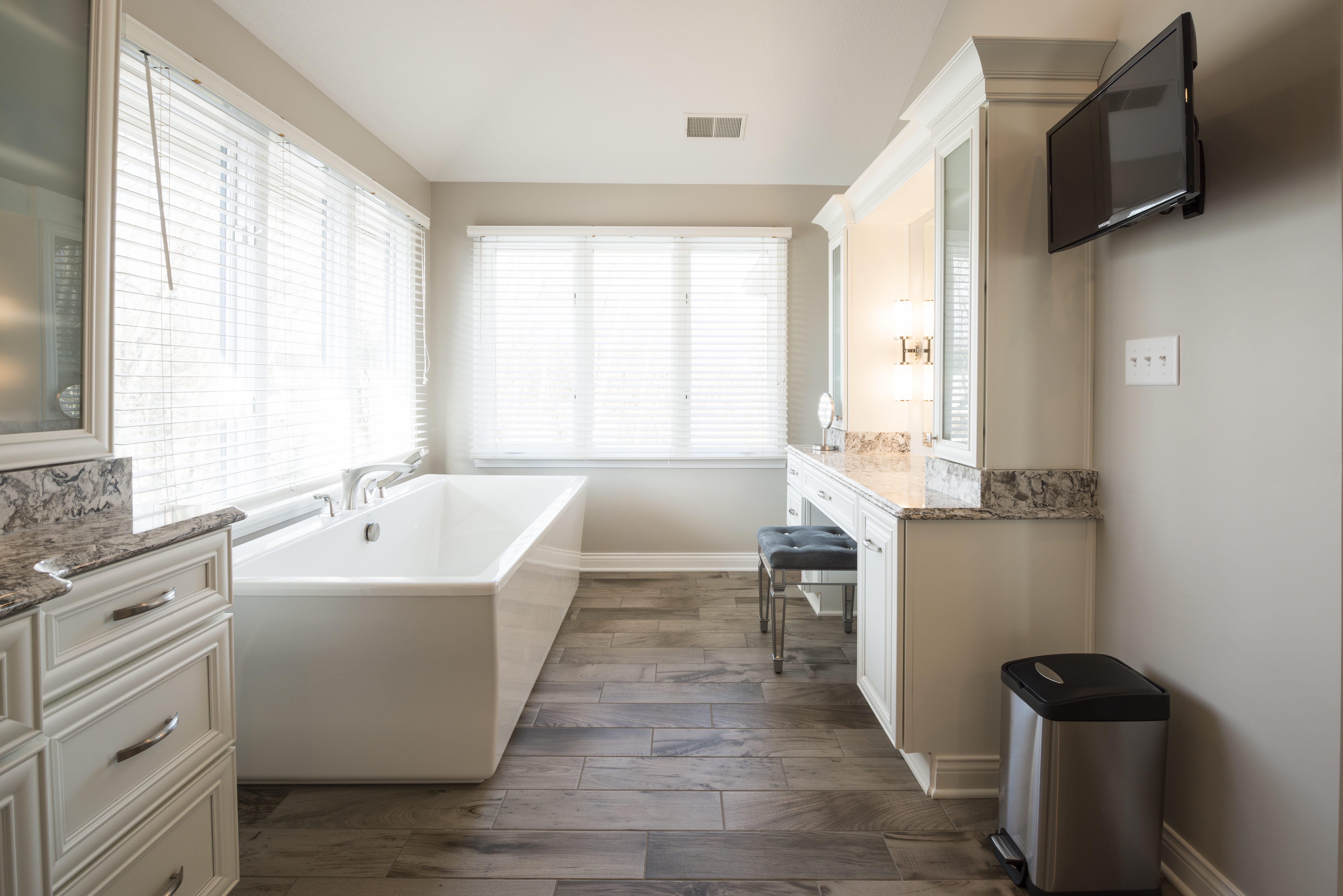 floor shower small applying porcelain designs of decor trends full size look plank bathrooms wall lowes with floors decorating wood tile pebble grain remodel vanities accessories ideas bathroom blendart for